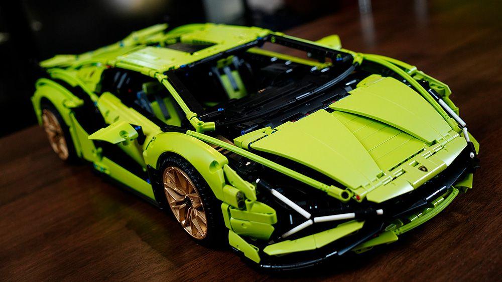 10 Fun Things To Do With The Lego 42115 Technic Lamborghini Sián Fkp 37 Geek Culture Fun Things To Do Geek Culture Lego Technic