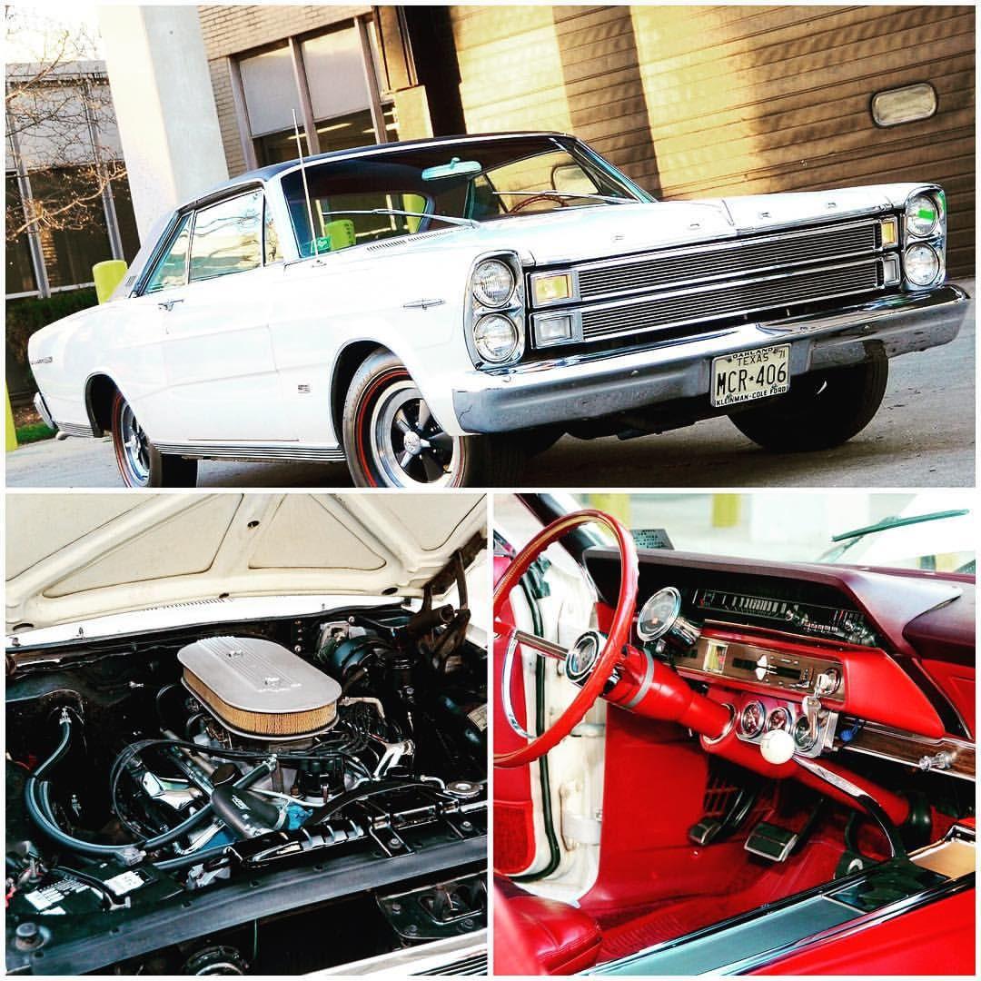 1966 Ford Galaxie 500 XL ——————————- #ford #shelby