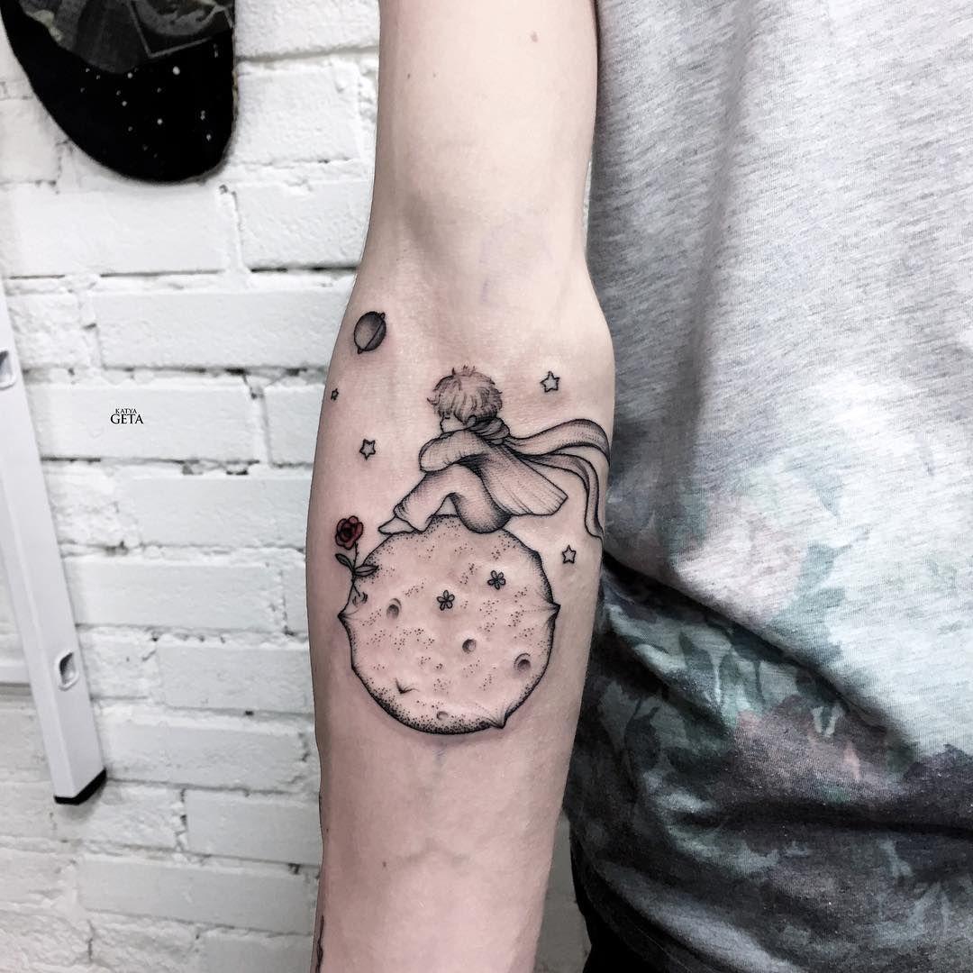 43+ Stunning Little prince tattoo ideas ideas in 2021