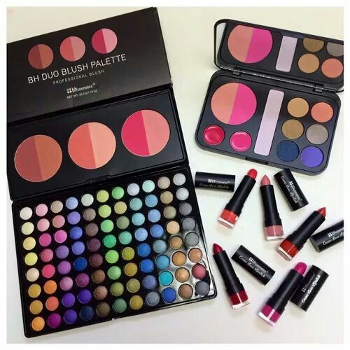 Bh Cosmetics Palettes With Images Bh Cosmetics Palette