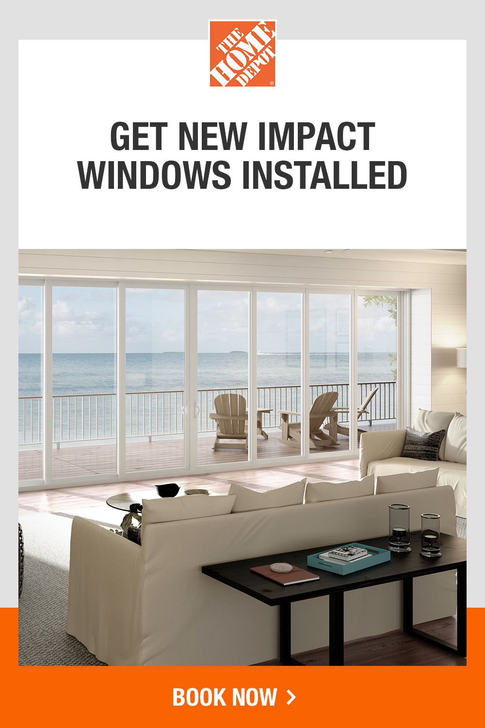 Save On Impact Window Installation From The Home Depot In 2020 Window Installation Impact Windows Home