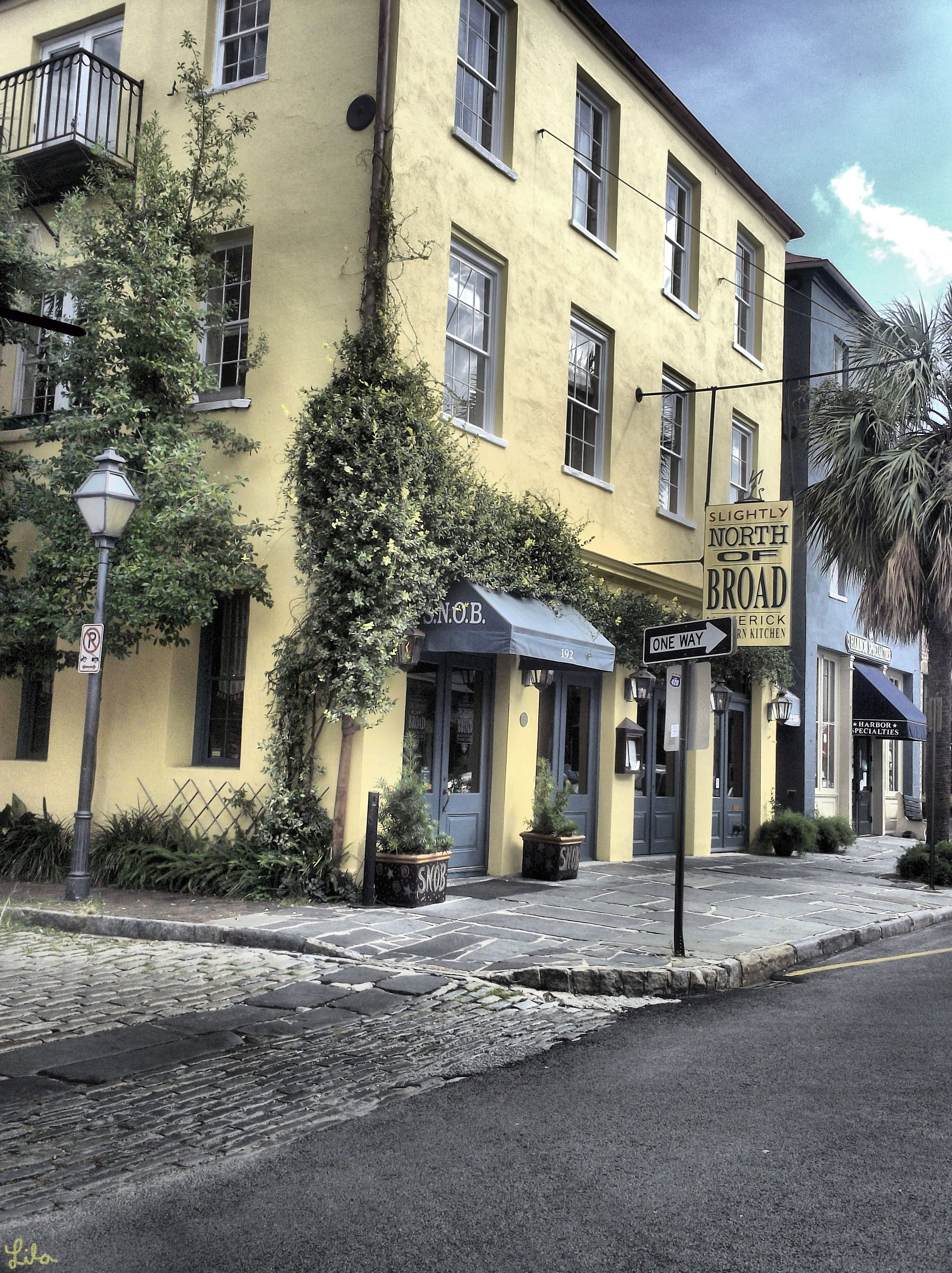 This Is In Charleston North Carolina South Carolina