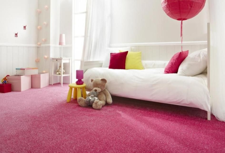 Beautiful Pink Rug For Awesome Room Interior Decorating Ideas Awesome Pink Carpet Design Covering Floor N Kids Interior Room Kid Room Decor Kids Room Design