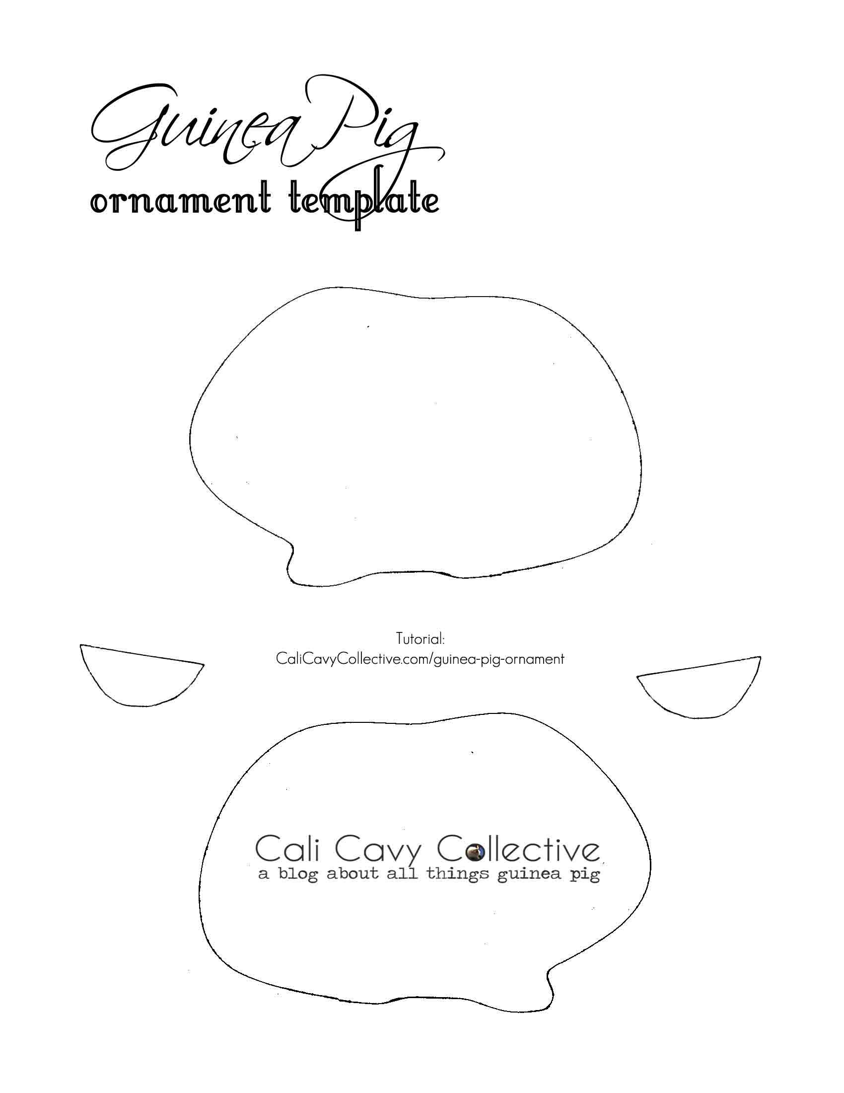 Magnífico Lindo Conejillo De Indias Para Colorear Ideas - Dibujos ...