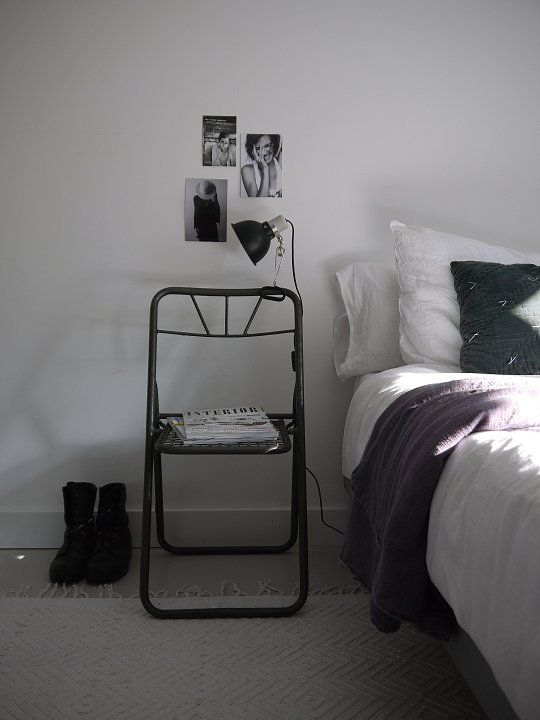 Desiree's Soft Industrial Bedroom is part of Industrial bedroom Black -