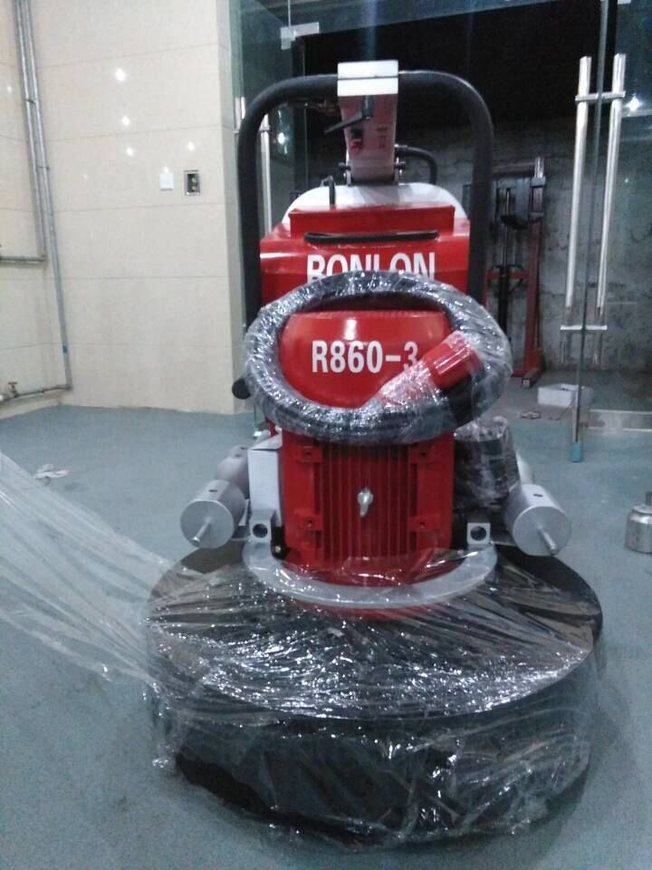 Best selling concrete grinding and polishing equipment