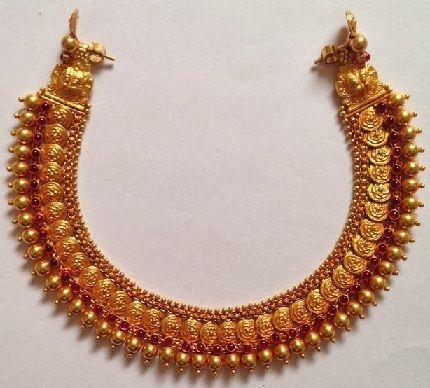 9 Popular Indian Antique Gold Jewellery Designs