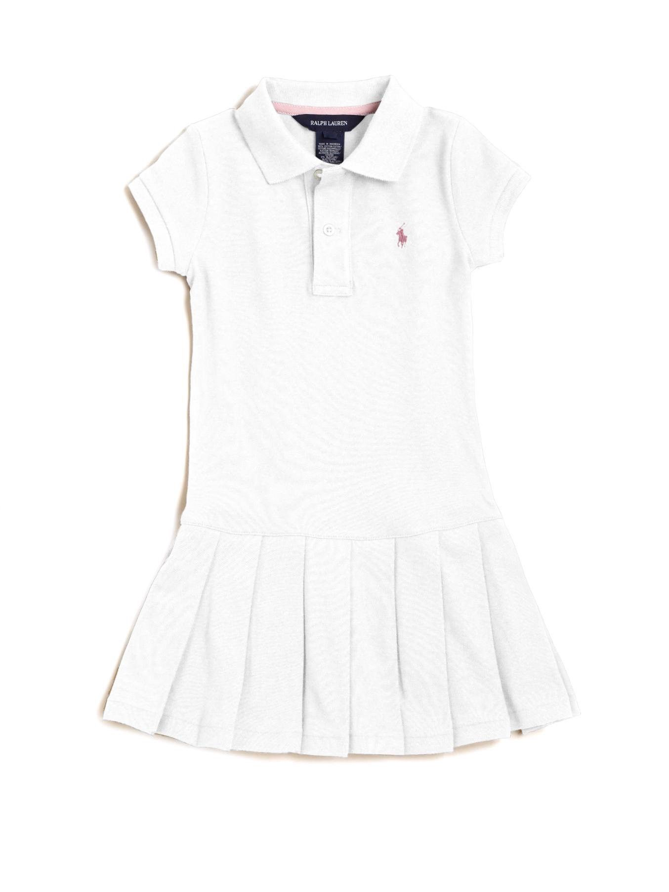 9bac6a133 Toddler's & Little Girl's Polo Dress by Ralph Lauren in 2019 ...