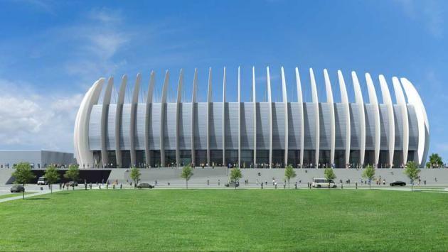 Arena Zagreb Modern Architecture Building Architecture Building Modern Architecture