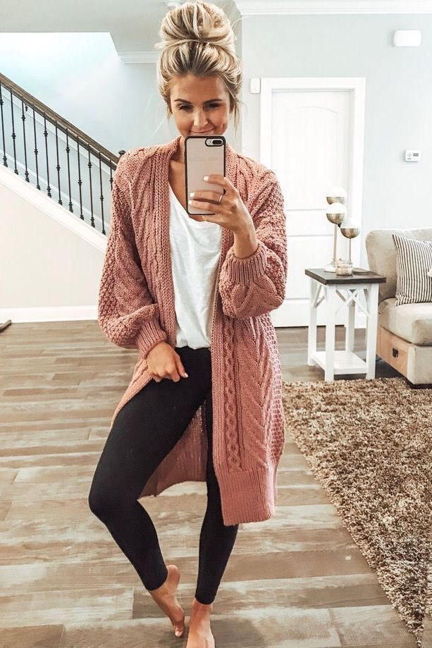 Casual Fall Outfits You Must Try Right Now. Women's Fashion