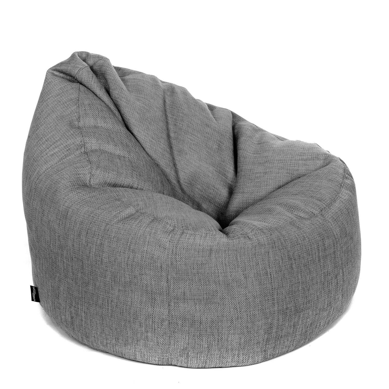 Luxury Chenille Bean Bag Chair Kursi Bean Bag Kursi Furniture