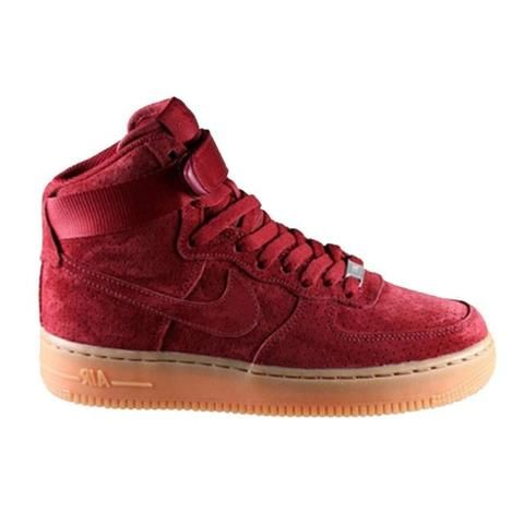 Nike Air Force I High Red #Nike #airforce #bestdeal #holland