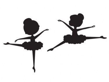 silhouette ballerina clip art clipart panda free clipart images rh pinterest co uk free baby ballerina clipart free baby ballerina clipart