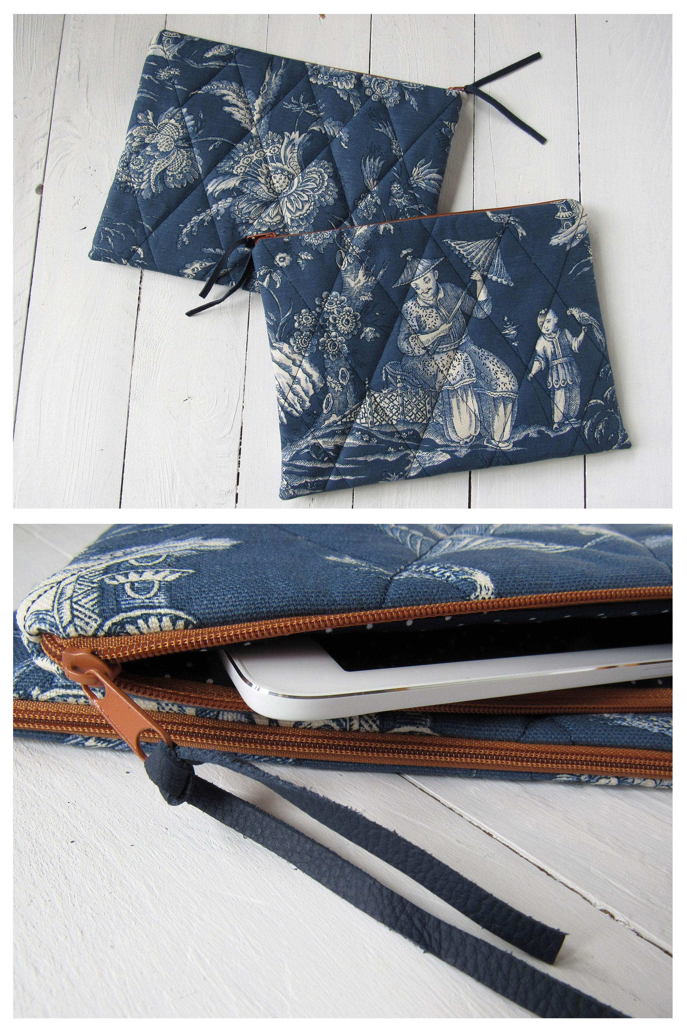 9 7 Ipad Tasche Toile De Jouy Blau Weiss Chinoiserie Lederband Blau 9 7 Zoll Ereader Hulle Gesteppt Tablet Zubehor Schutzhulle Etsy Art Support Handmade Etsy Finds