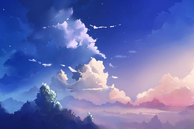 Anime Scenery Wallpaper 1920x1080 Hd 1080p With Images Anime