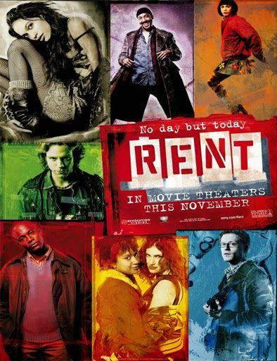 Ver Rent 2005 Online Peliculas Online Gratis Rent Film Rent Movies Rent Musical