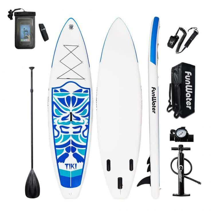 Funwater Inflatable Paddle Board Inflatable Paddle Board Standup Paddle Best Inflatable Paddle Board