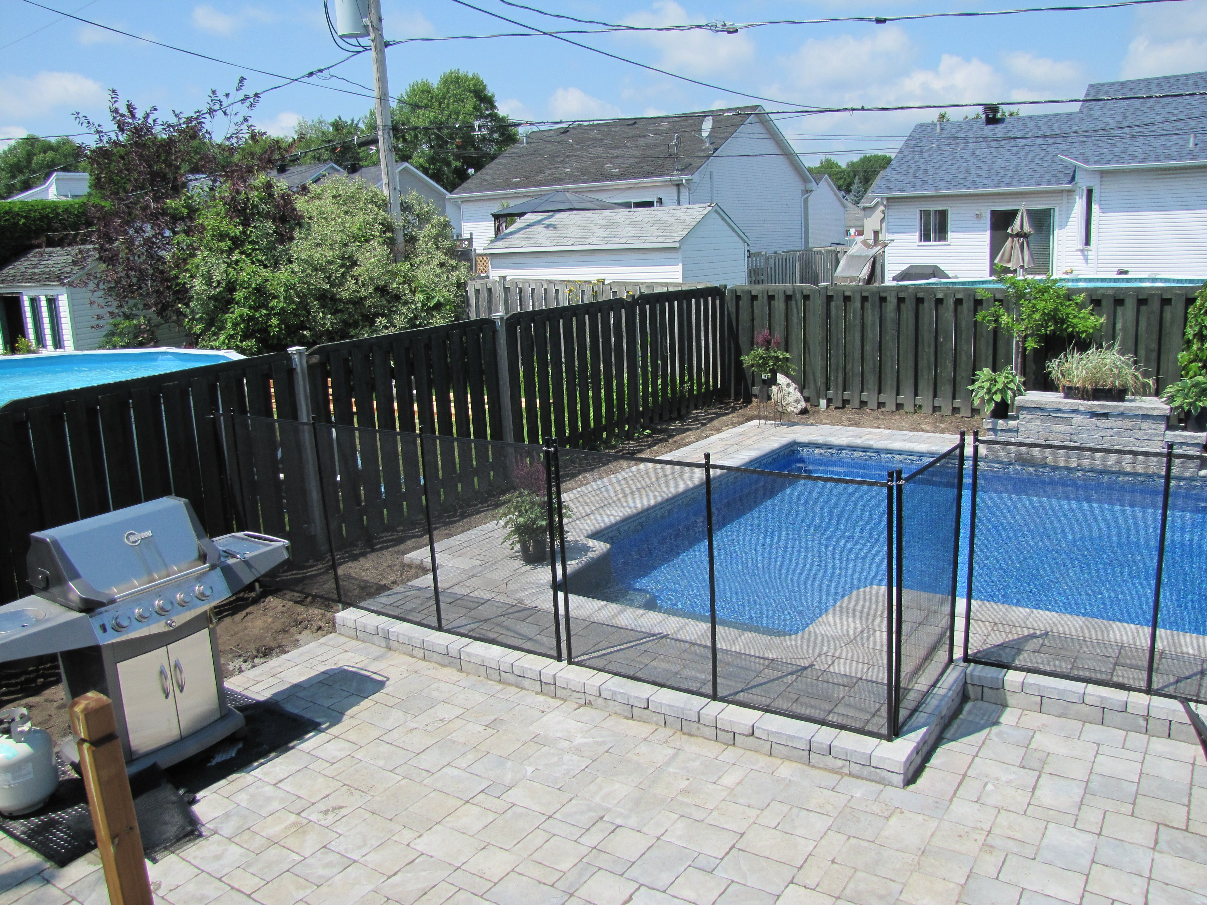 Drowning prevention water safety pool fence child