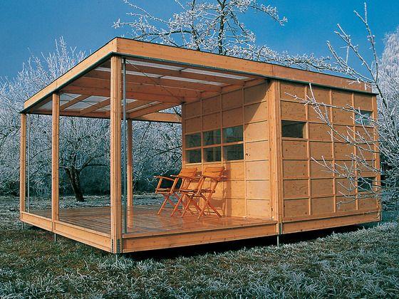 Modulhaus in Olching Temporäre architektur, Kleines