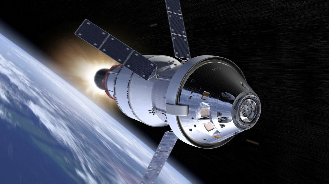 WATCH OUT, SPACEX NASA TESTING ORION SHUTTLE TO FERRY