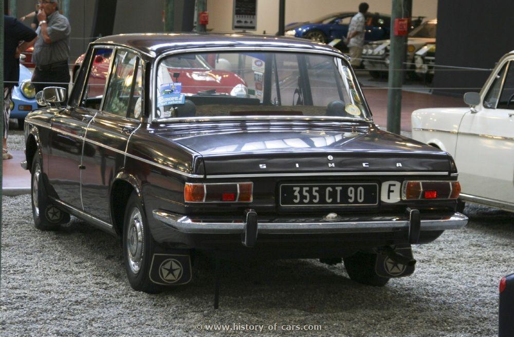 Simca 1501
