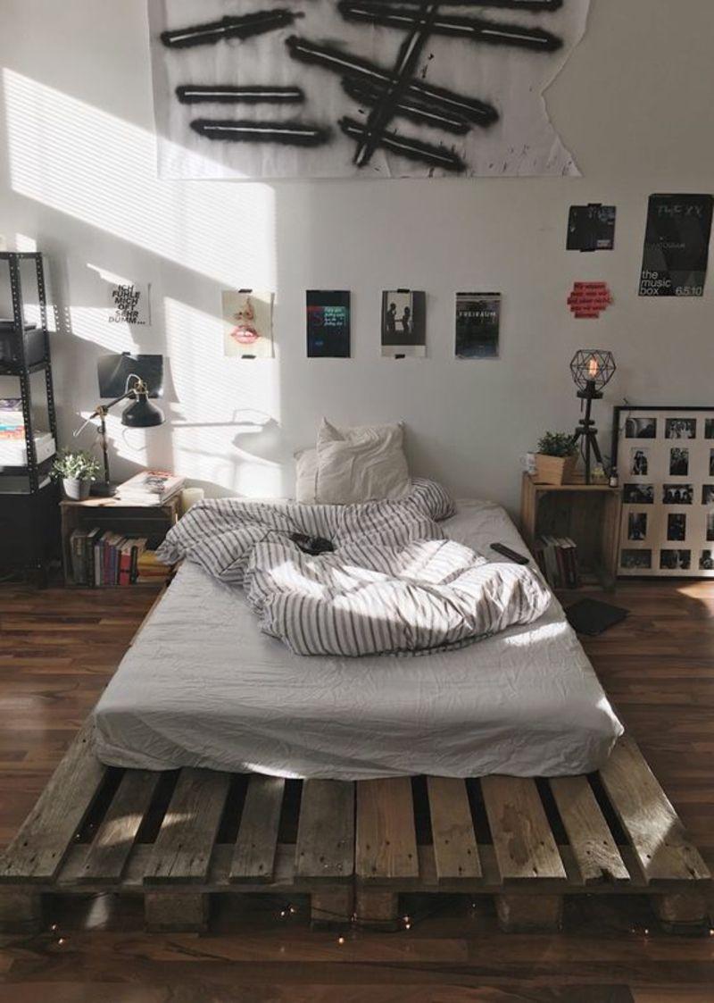 Schlafzimmer Deko selber machen 48 Ideen Wohnen