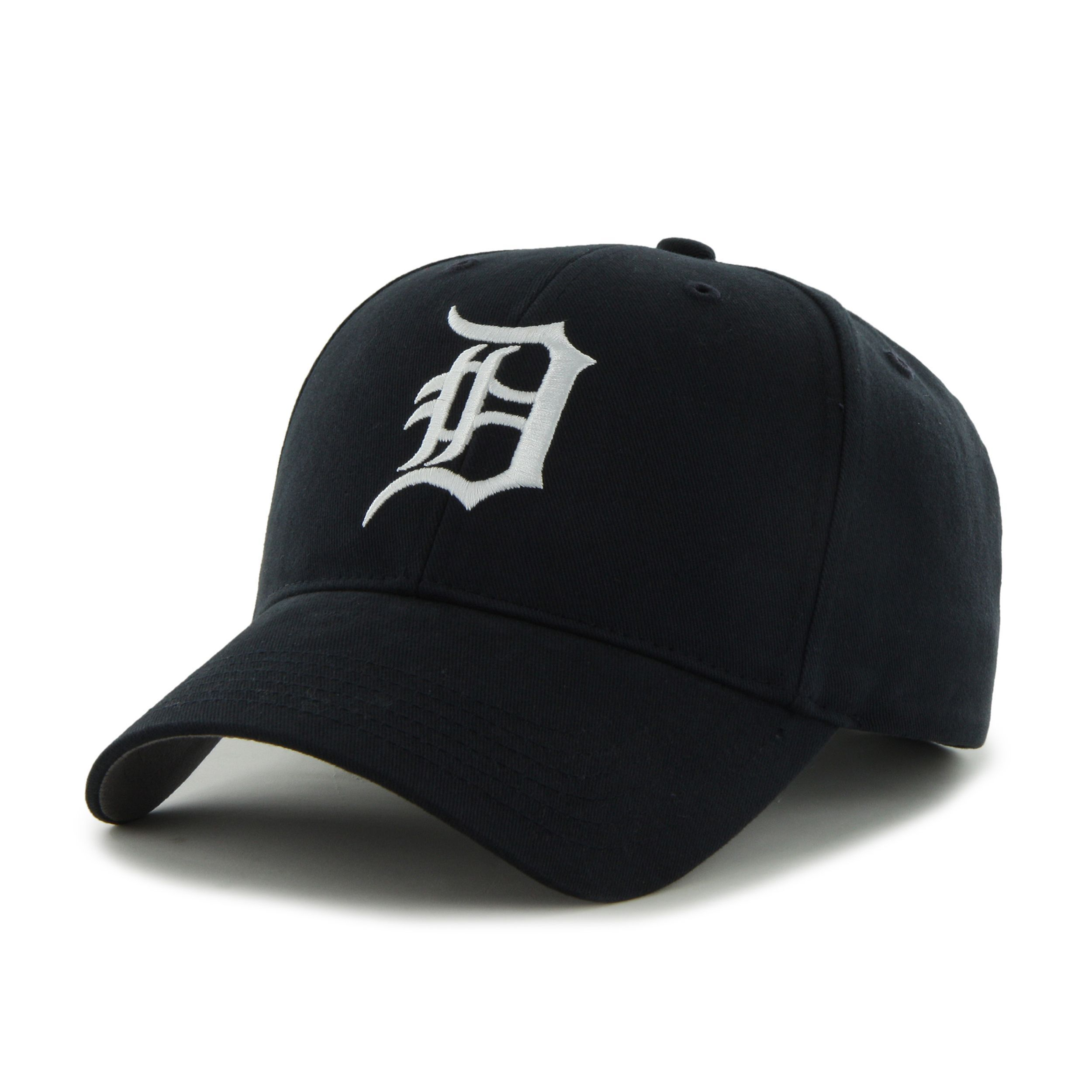 47 Brand Detroit Tigers MLB Basic Velcro Hat  998016996