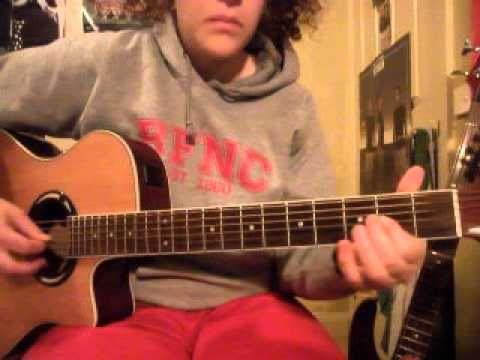 All Time Low Therapy Guitar Cover With Chords + Tab - YouTube | BAND ...