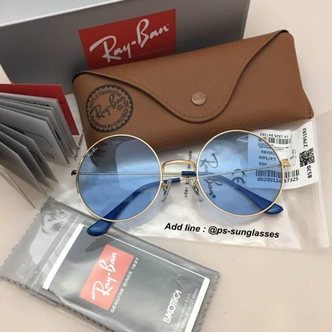 e1690f68cfb Ray-Ban Ja-Jo RB3592 (Tinted Sunglasses) งาน Top mirror