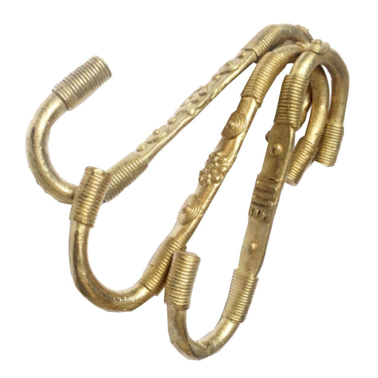 African brass HOOK