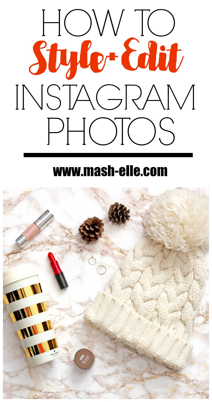 How to Edit Instagram Photos Social media, Instagram