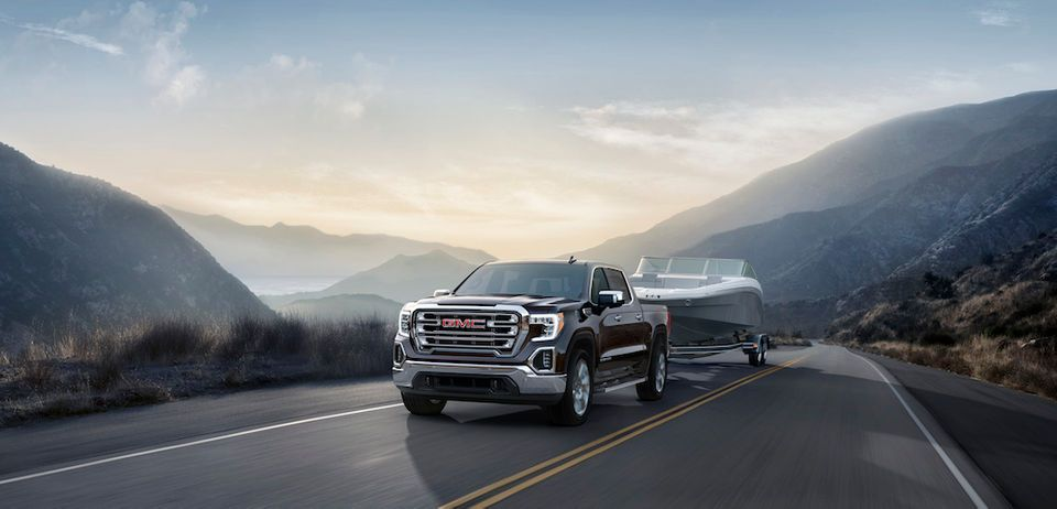 New Gmc Sierra Takes Tailgate And Technology To New Heights Gmc Sierra Gmc Sierra 1500 Gmc