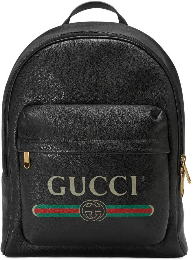 Gucci Logo Backpack in 2019  0245d863f8061
