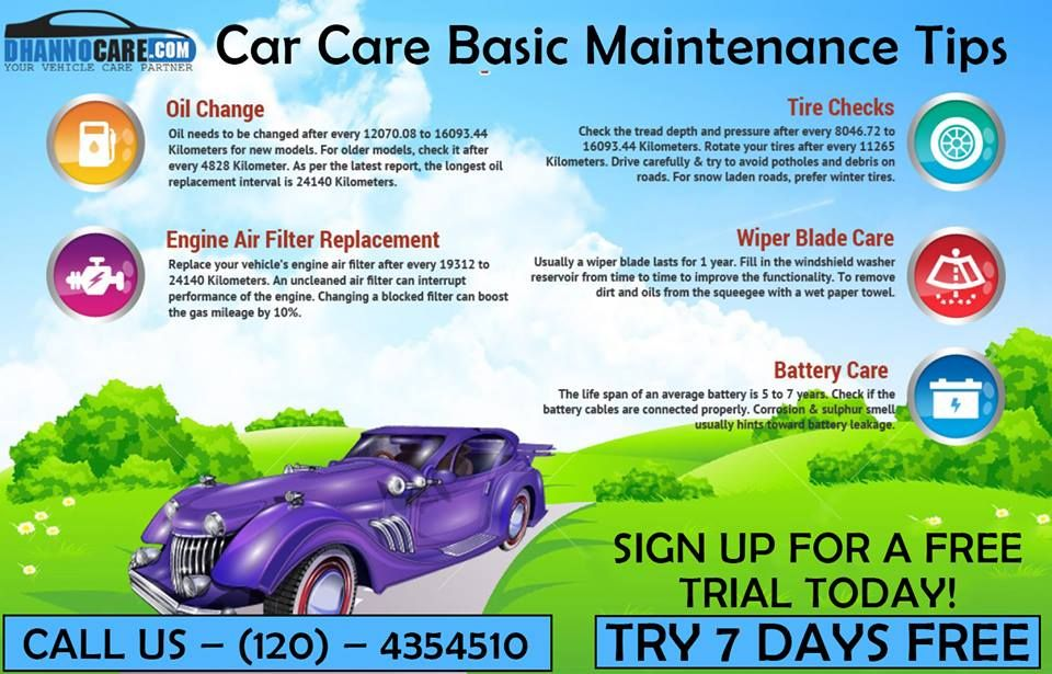 Car Maintenance Tips To Take Care Of Your Dhanno Car Dhannocare Carcleaningservice Car Washingcar Carmaint Car Care Tips Car Care Car Cleaning Services