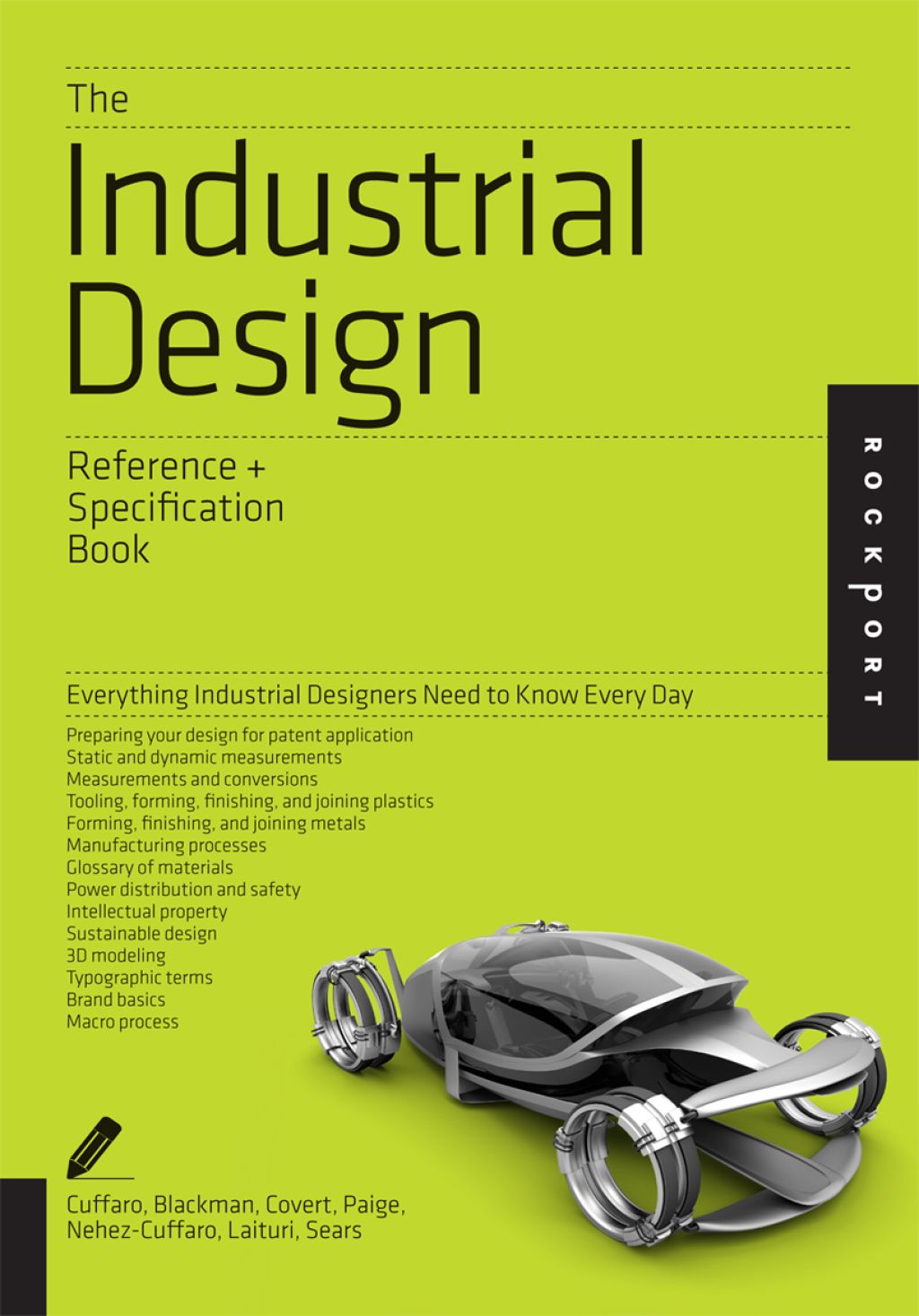 The Industrial Design Reference Specification Book Ebook