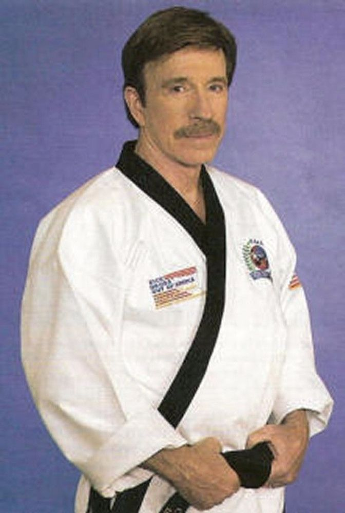 Champion karate with chuck norris and danny lang champion karate did you know chuck norris was a blackbelt in tang soo do sabo nim joe goss my teacher taught him fandeluxe Choice Image