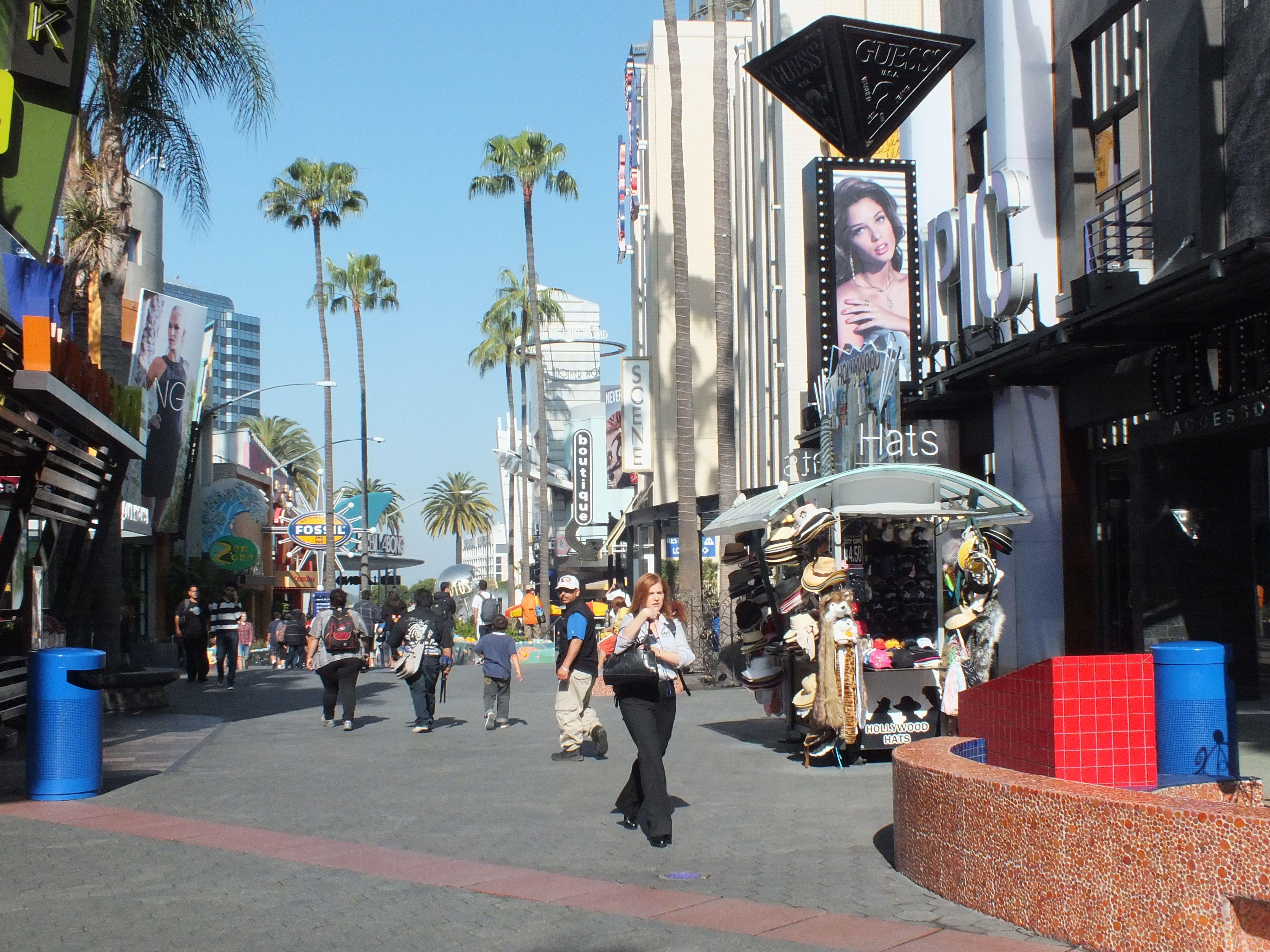 City Walk Universal Studios Hollywood Universal Studios Florida Street View