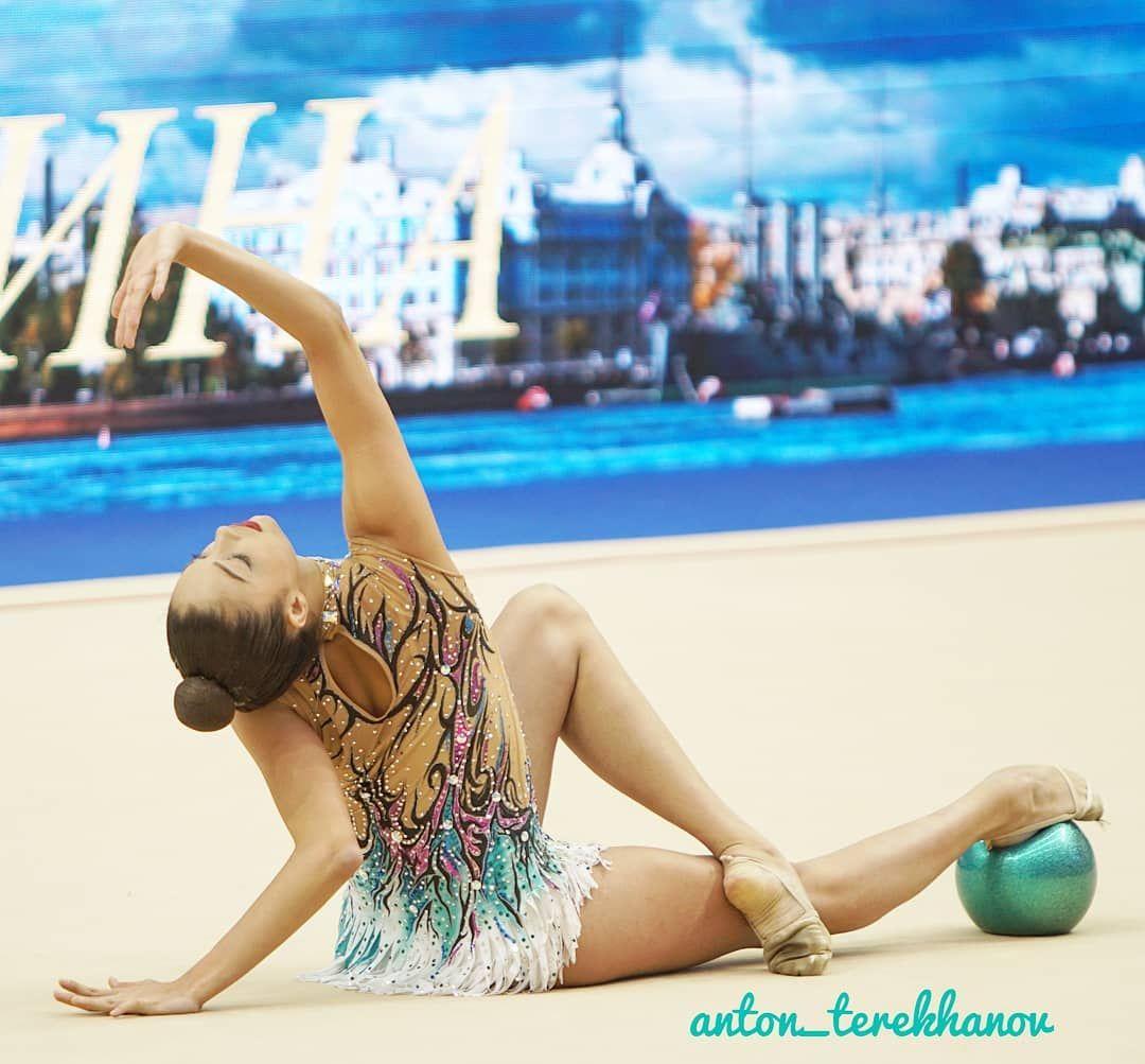 Ekaterina Ayupova (Russia), ball 2018