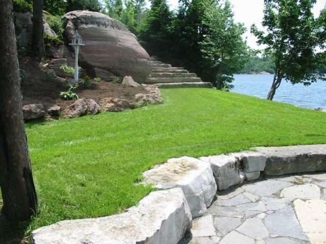 BenAshe Construction   Rock Landscaping, Patios U0026 Gardens | Interlock,  Paving, Driveways |