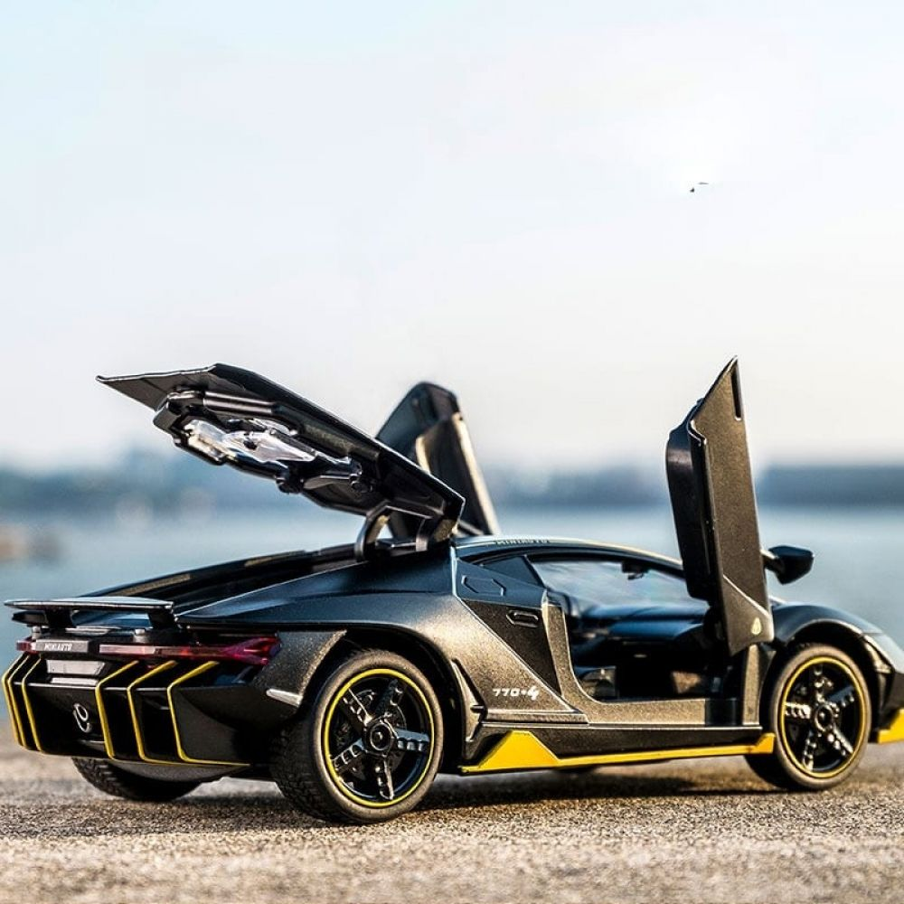 Lamborghini Terzo Millennio Green 2019 1 24 Scale Diecast Car Model By Bburago 21094 In 2020 Ford Mustang Coupe Diecast Cars Mustang Coupe