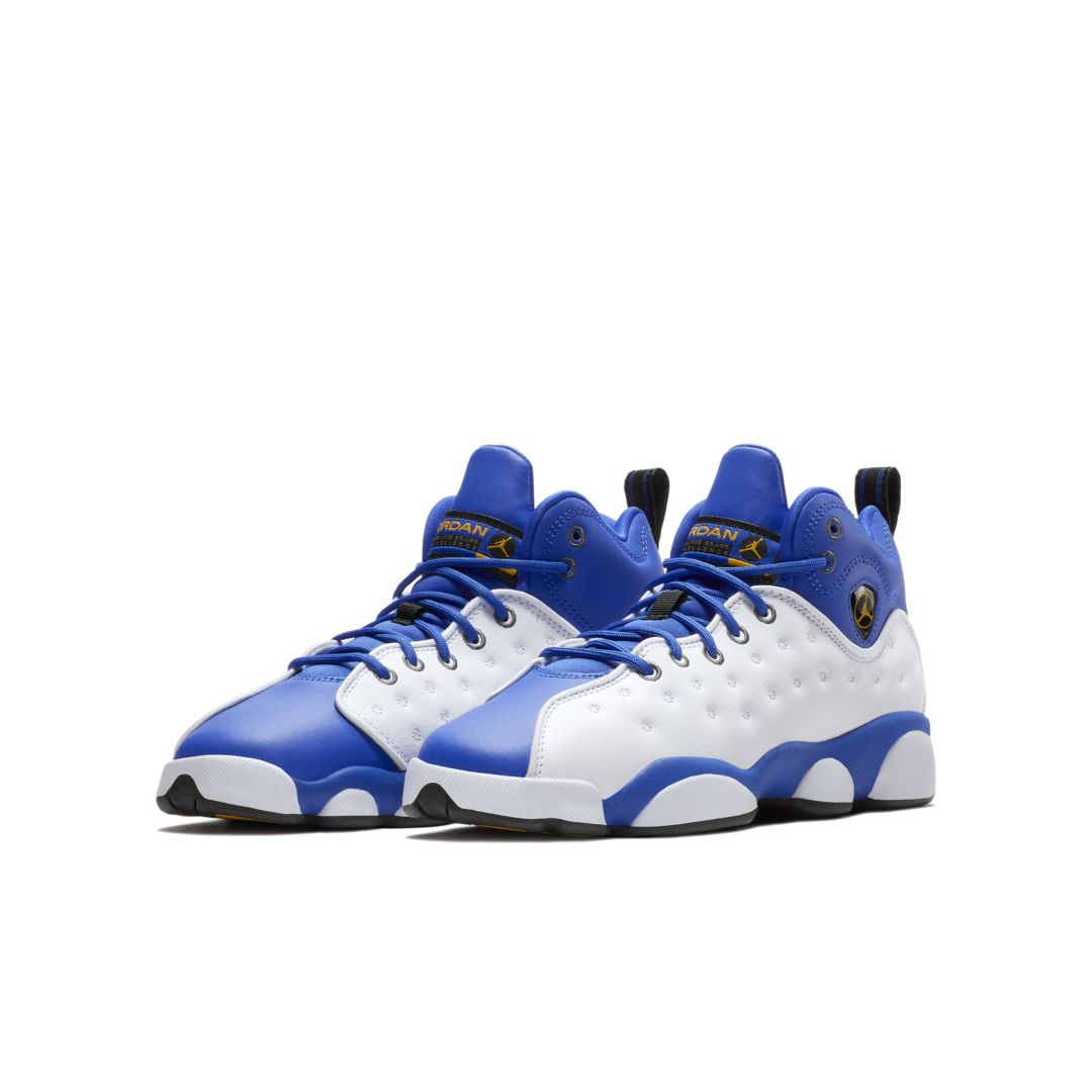 Jordan Jumpman Team II (3.5y-7y) Big Kids  Shoe Size 3.5Y (Hyper Royal) cdec84f96