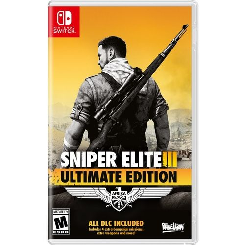 Sniper Elite III Ultimate Edition Nintendo Switch