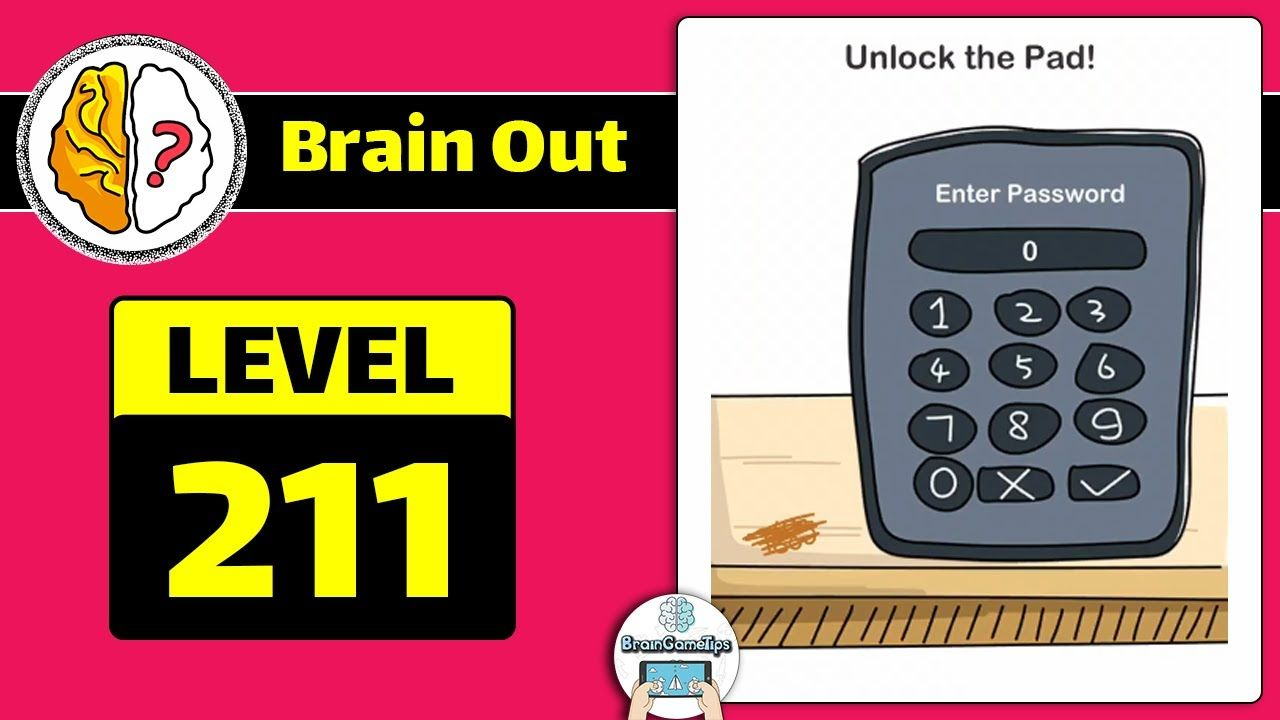 Brain Out Level 211 Updated Answer And Walkthrough Answers Youtube Playlist Brain