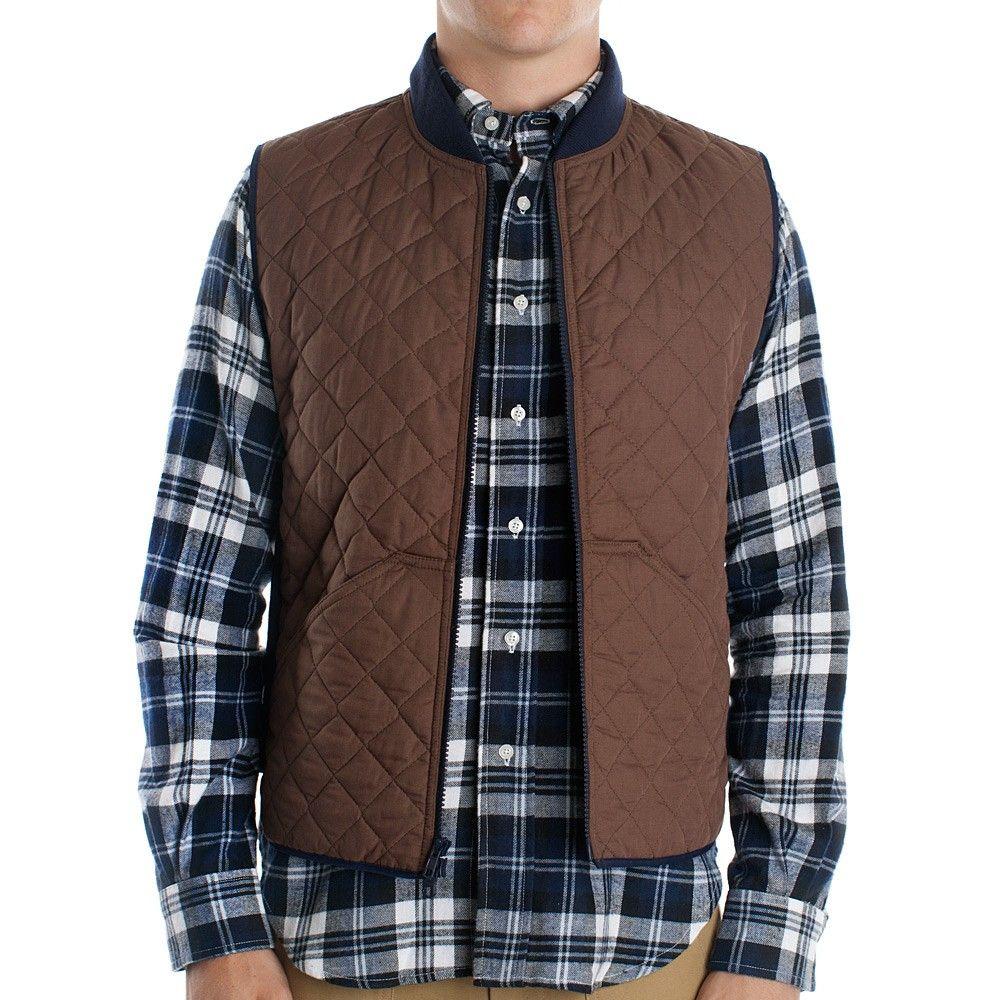 Woolrich Woolen Mills Quilted Vest