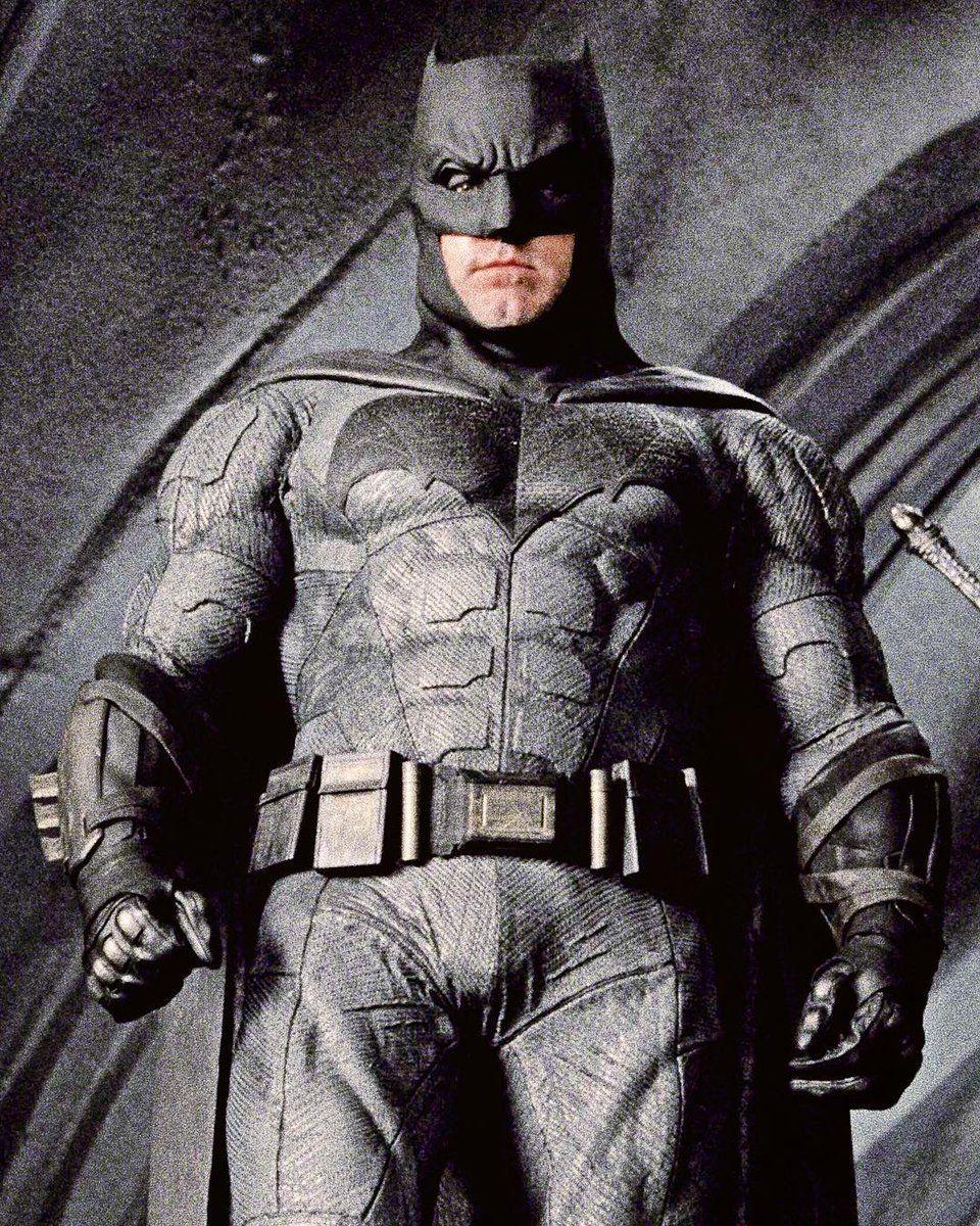 Photo Now That S A Batman Dc Cinematic Batman Batman Comics Ben Affleck Batman
