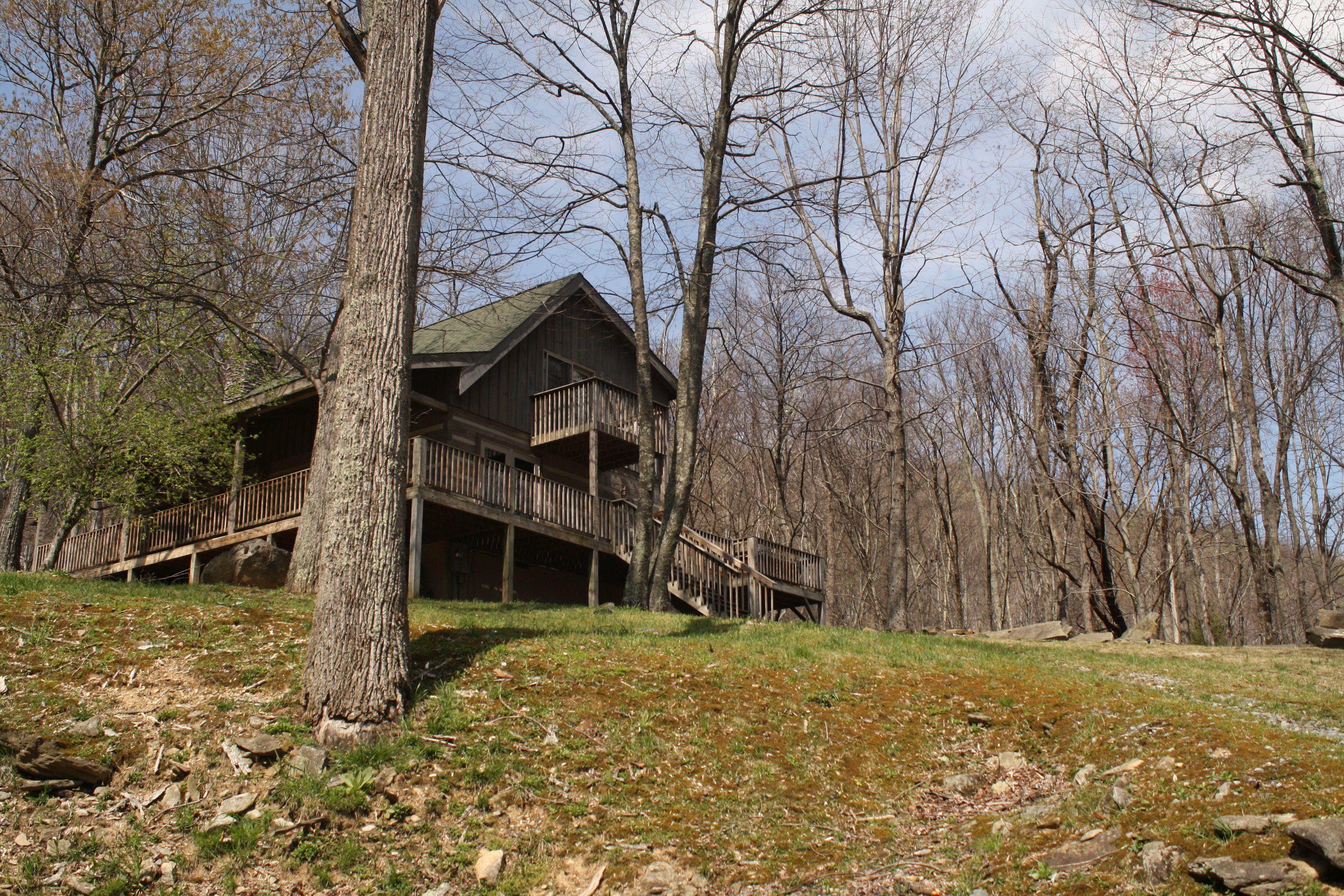 hostel appalachian the trek in hiker cabins ga trail dahlonega profile