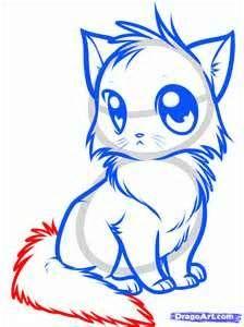 Pin De Daniel Abeyta En Because I Love Cats Dibujos Dibujos De Animales Dibujos Bonitos