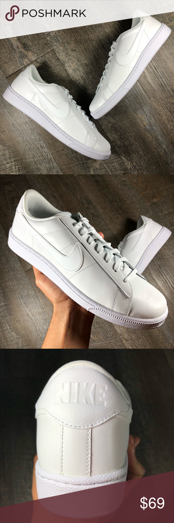 finest selection 57b85 aa09d Nike Tennis Classic CS (683613-104) Men s shoes size 9.5 Ships the next day  🔥📦⚡ Nike Shoes Sneakers