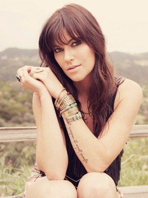 Tristan Prettyman Tat....I have been trying for years to figure out what this says and what language it is in....anyone out there know??