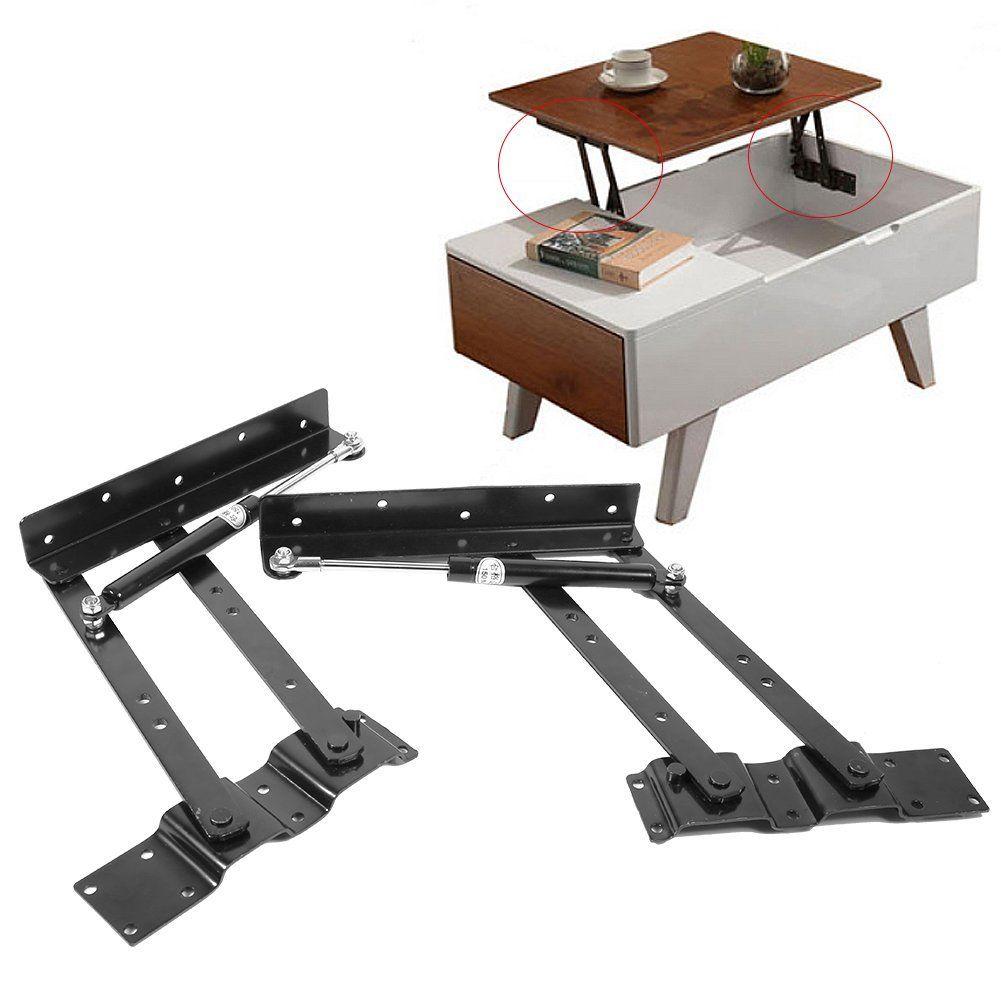 Bisagra Levantar Lift Up Parte Plegable Mesa par Muebles
